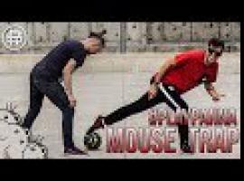 Jak wykonać trik z piłką - skuteczna pułapka na boisku