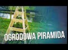 Jak zbudować ogród w kształcie piramidy