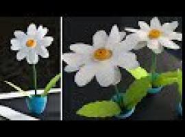 Jak zrobić małe papierowe kwiatki