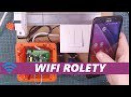 Jak zrobić rolety sterowane przez WiFi