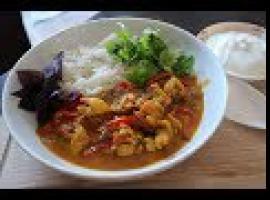 Cytrynowe curry z kurczaka