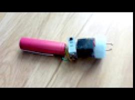 Jak zrobić prostą zapalniczkę plazmową