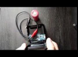 Jak zrobić uniwersalną mini-ładowarkę 4.2 V