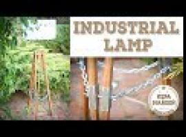 Jak zrobić lampę stojącą - meble i dodatki DIY