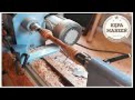 Jak zrobić drewniany czerpak do miodu