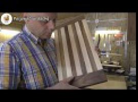 Jak zrobić stylową drewnianą deskę do podawania potraw