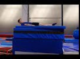 Jak wykonać salto w przód - gimnastyka sportowa