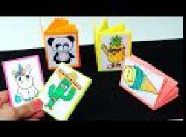 Jak zrobić miniaturowe notesy