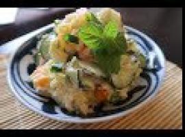 Jak zrobić japońską sałatkę ziemniaczaną