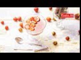 Jak zrobić domowy budyń truskawkowy