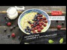 Pomysł na zdrowe śniadanie - smoothie bowl