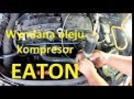 Jak wymienić olej w Mercedesie M271 1.8 KOMPRESSOR