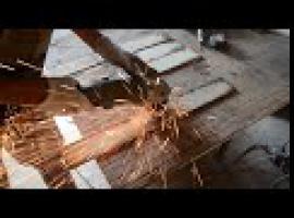 Jak zbudować stalową szopę na drewno