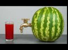 Jak ciekawie wykorzystać arbuza - 6 pomysłów DIY