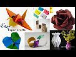 Jak zrobić ciekawe ozdoby z papieru - kilka propozycji DIY