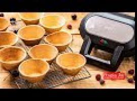 Jak zrobić domowe wafle do lodów