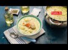 Jak zrobić zupę kalafiorową z ryżem