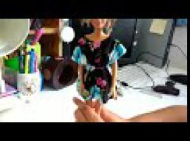 Jak zrobić ubranka dla lalek barbie