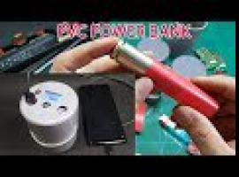 Jak zbudować powerbank z rurki PVC