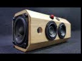 Jak zbudować głośnik bluetooth w drewnianej obudowie