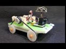 Jak zbudować samochodzik rc z kamerą