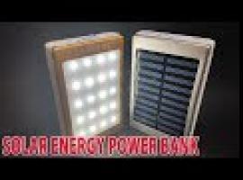 Jak zbudować solarny powerbank z lampką
