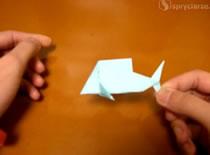 Jak zrobić rybkę origami