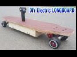 Jak zrobić elektryczny longboard