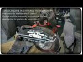 Jak wymienić klocki w OPEL Astra G - wersja skrócona