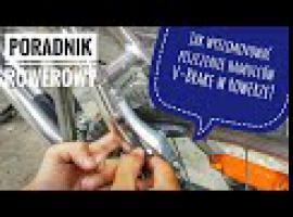 Jak naprawić piszczące hamulce w rowerze