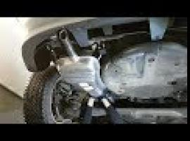 Jak wymienić tłumik w Opel Astra 2 G 1.6 16V 1998