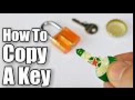 Jak skopiować klucz w 5 minut