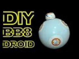 Jak zrobić droida BB8 z Gwiezdnych Wojen