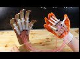 Jak zrobić rękę robota w prosty sposób