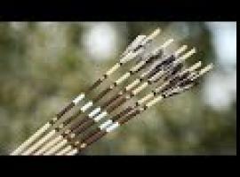 Jak zrobić zdobione strzały tarczowe