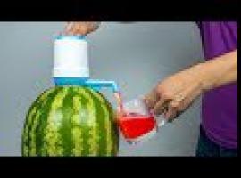 Jak jeść arbuzy – 10 niesamowitych pomysłów