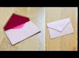 Jak zrobić papierową kopertę