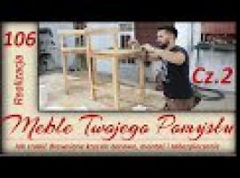 Jak zrobić krzesła barowe do blatu o wysokości 90cm #2