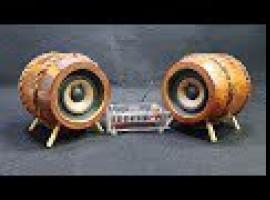 Jak zrobić głośnik bluetooth z beczułek i odtwarzacza kaset