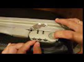 Jak zmienić szyfr walizce