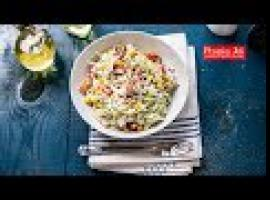 Jak zrobić sałatkę z białej kapusty z kukurydzą