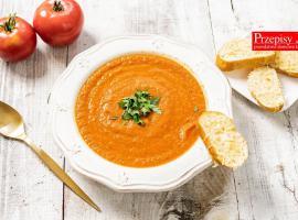 Jak zrobić krem ze świeżych pomidorów