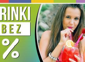 Najlepsze drinki bez alkoholu - top 5 przepisów