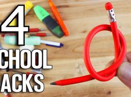Jak ułatwić sobie życie – 4 szkolne triki dla uczniaków