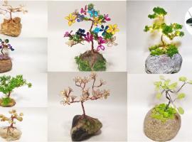 Jak zrobić drzewka szczęścia