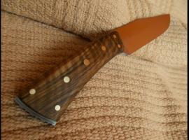 Jak zrobić nóż z pełnym trzpieniem
