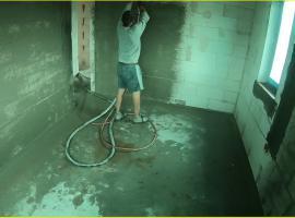 Jak położyć tynki cementowo wapienne #2