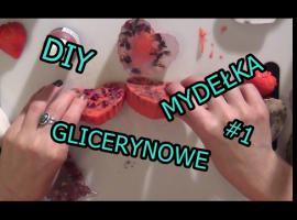 Jak zrobić różane mydełko glicerynowe