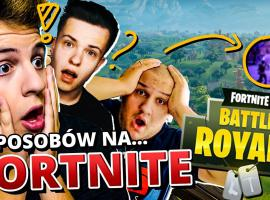 Jak grać w Fortnite Battle Royale - triki i tajemnice