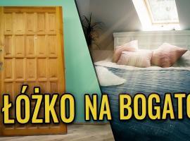 Jak zrobić łóżko ze starych drzwi